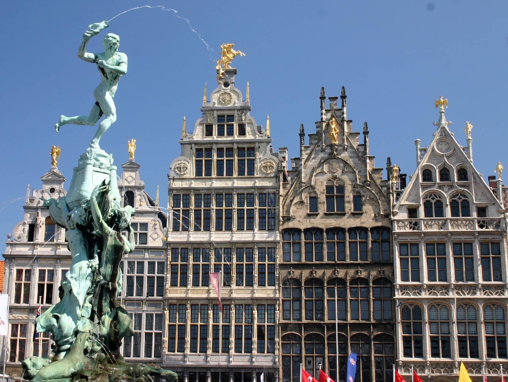 Antwerpen Moedertjesdag