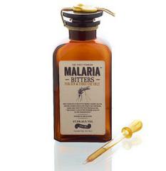 malaria-bitters gin tonic cadeau