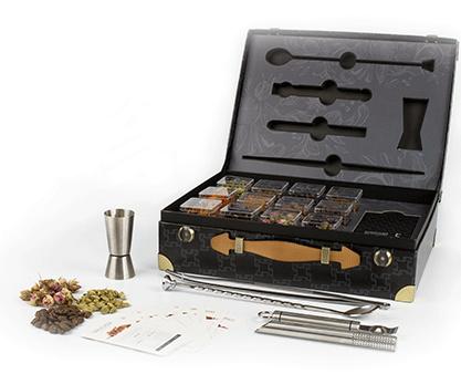 luxe botanical box gin tonic cadeau
