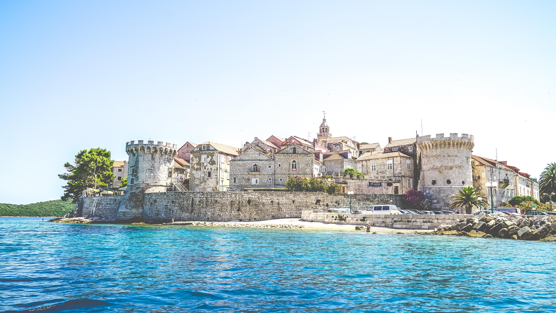 west-Balkan huwelijksreis