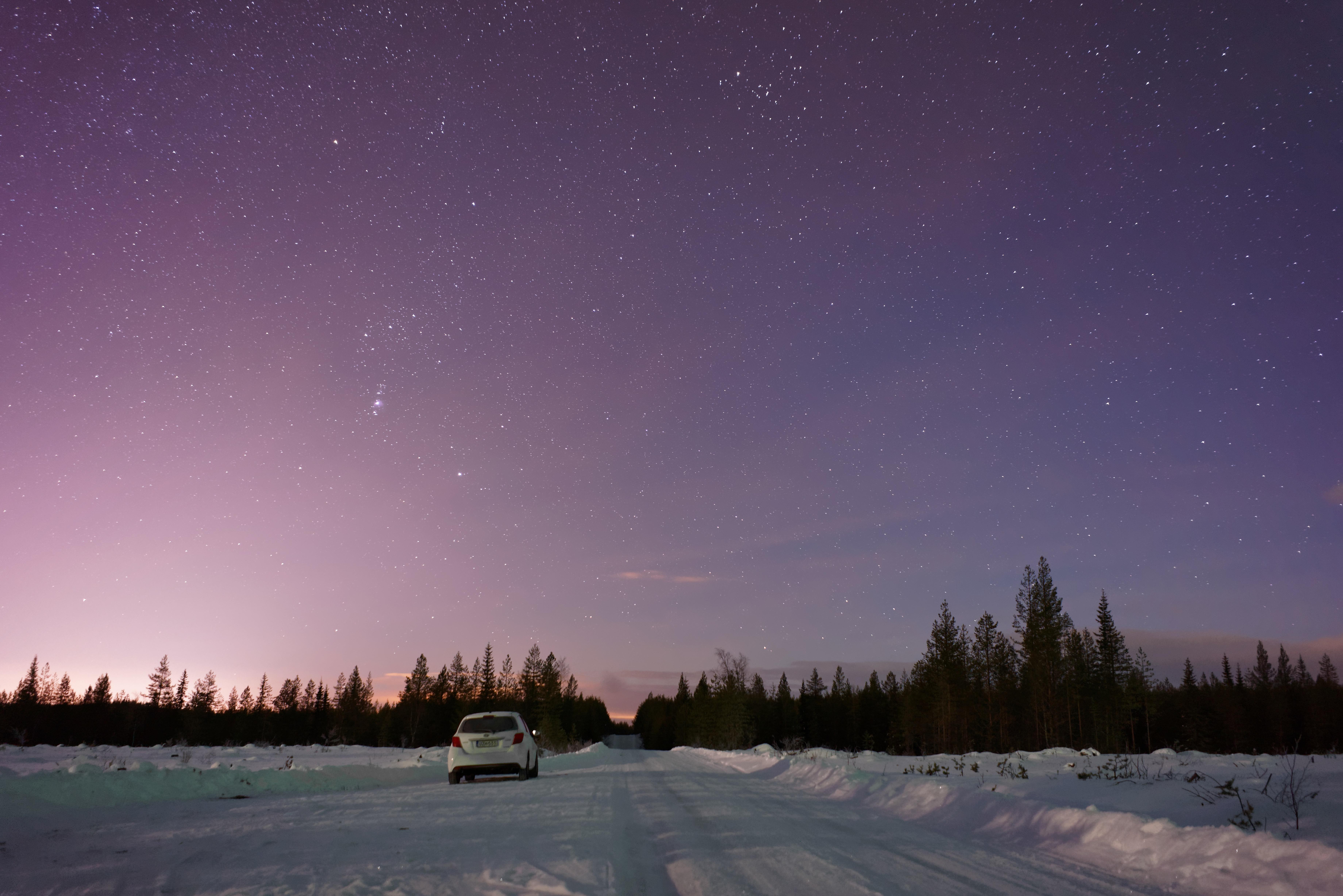 Finland huwelijksreis