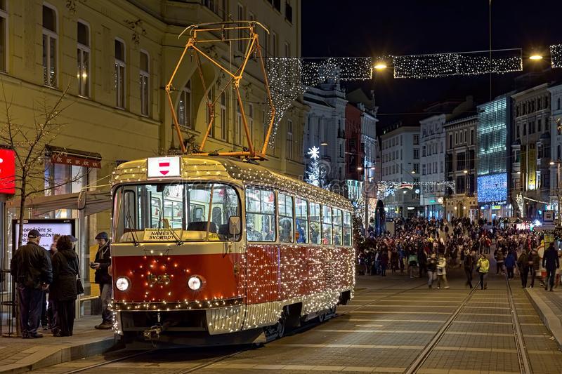 kerstmarkten brno