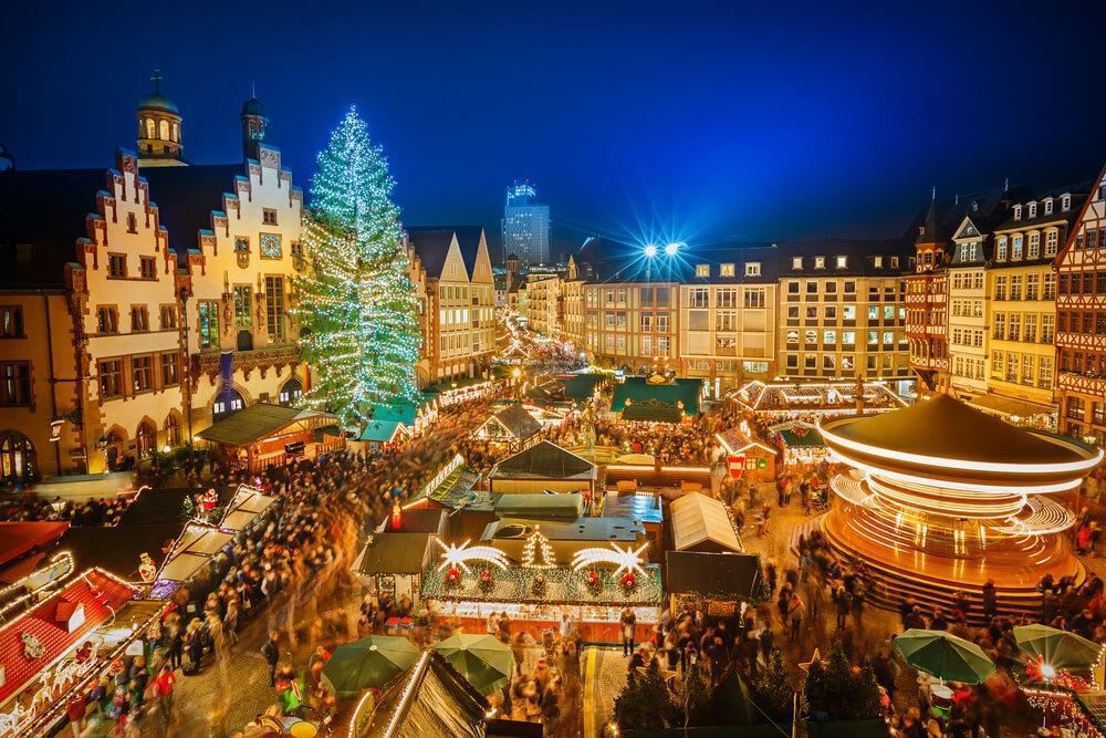 kerstmarkten zaghreb