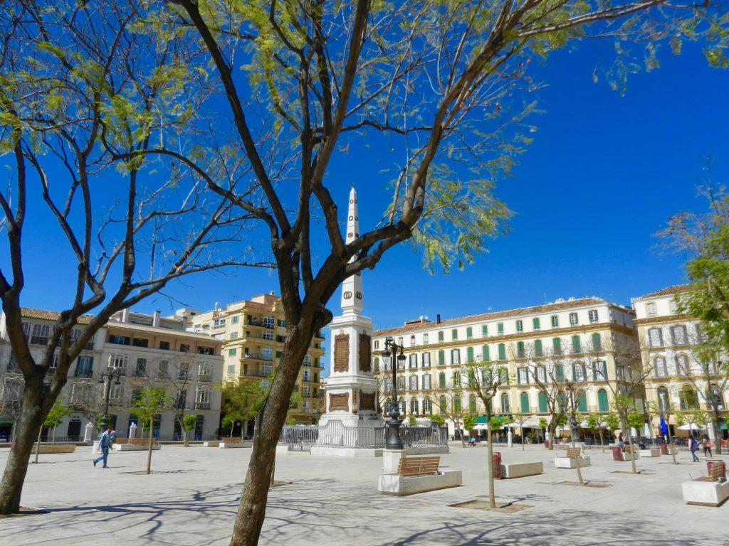 Malaga winterzon winterbestemmingen