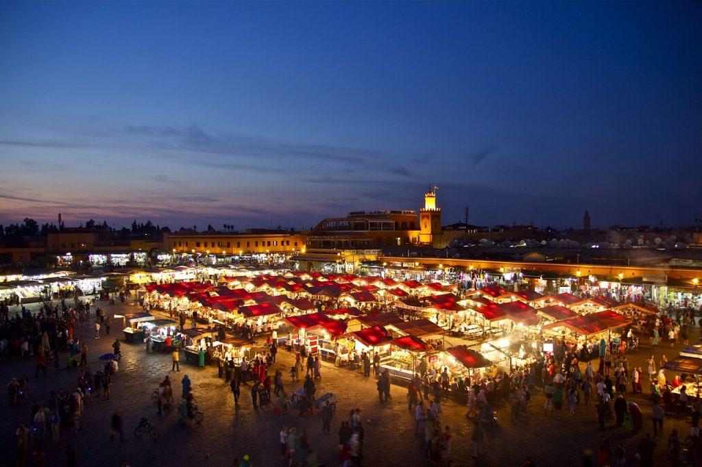 winterzon winterbestemmingen marrakech marokko