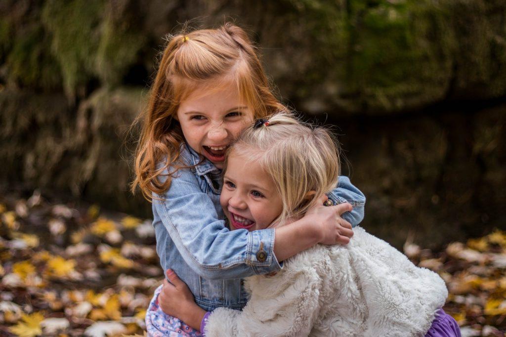 communiefeest lentefeest cadeau kinderen blij