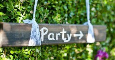 garden party tuinfeest