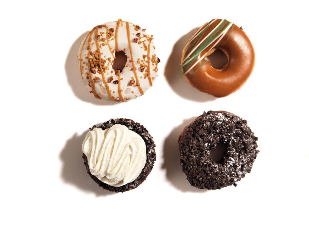 secretaressedag donuts