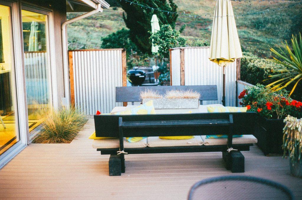 terras zomerklaar
