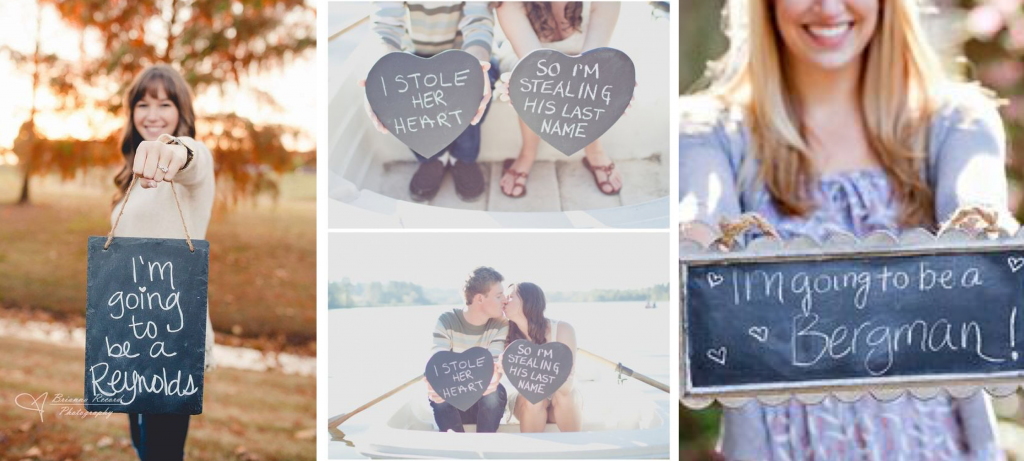 verloving aankondiging