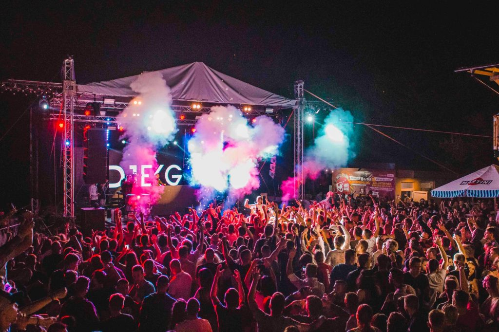 festival zomer