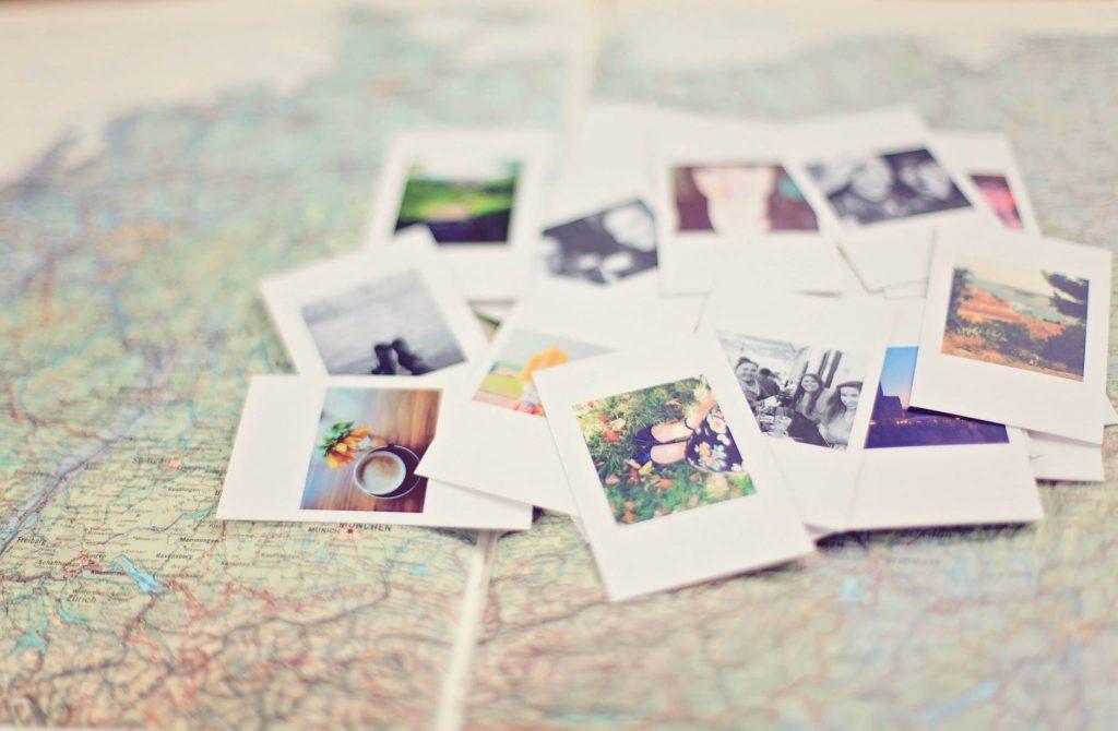 fotograferen herinneringen