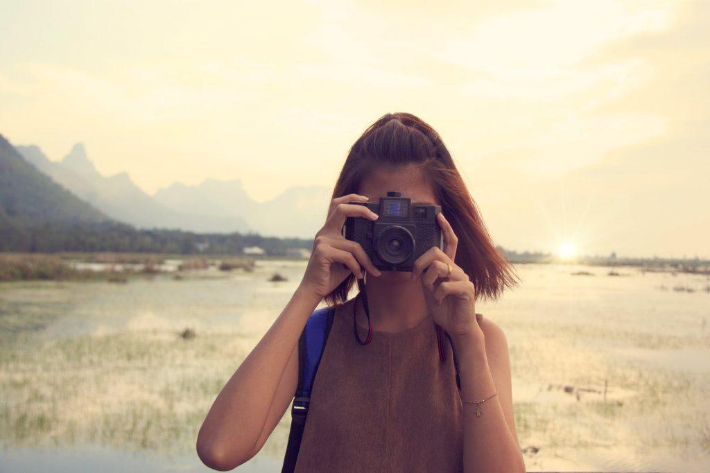 fotograferen reis