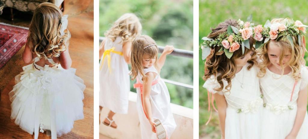 dresscode bruidskindjes