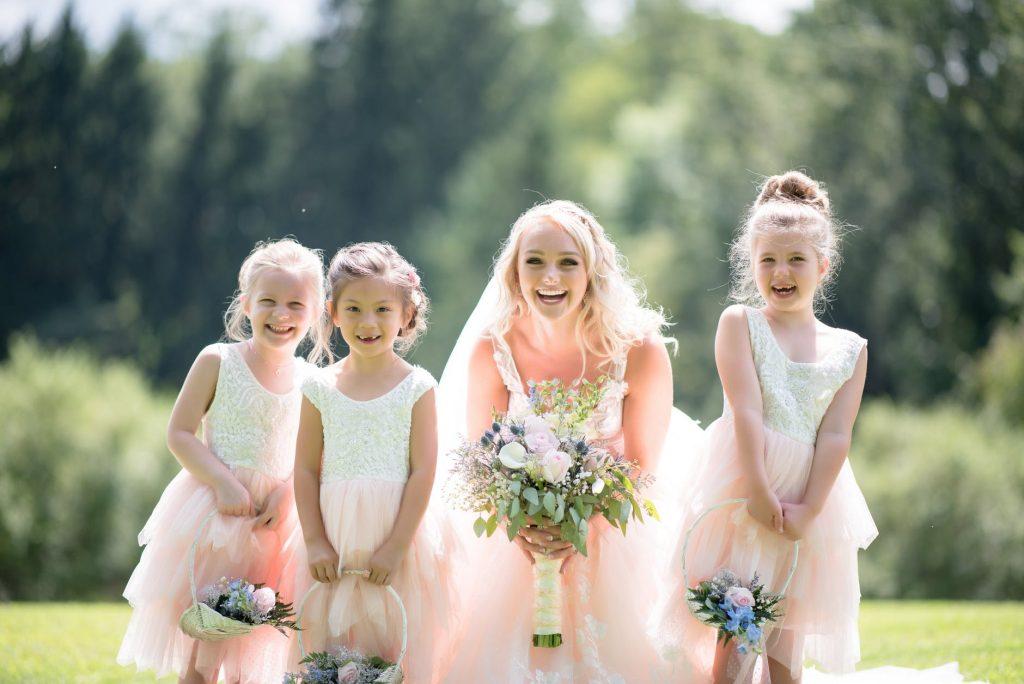 wedding bruidskindjes