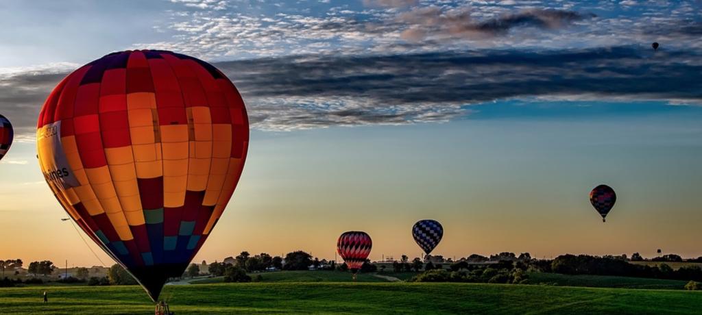 ouderdag ballonvaart