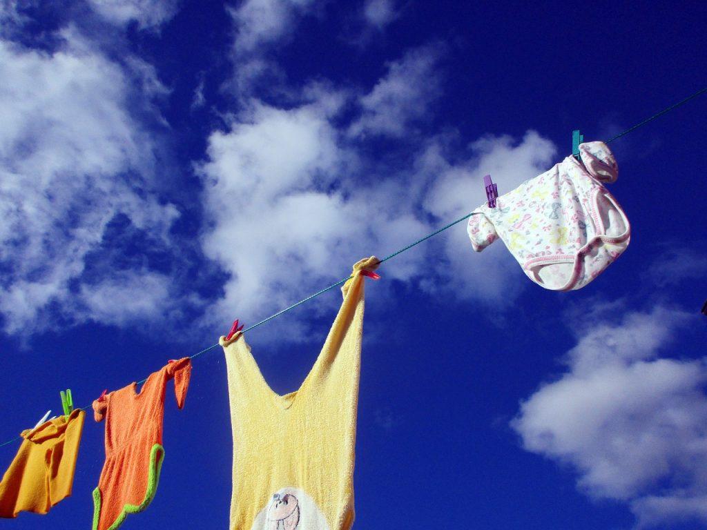 clothes huishouden klusjes