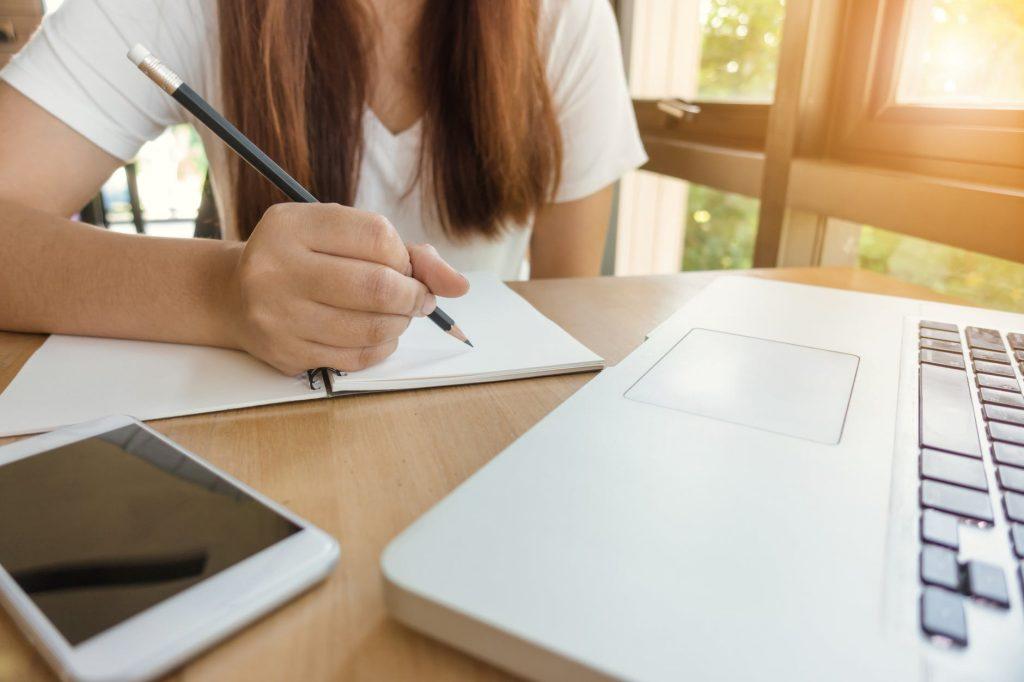 studeren smartphone studenten