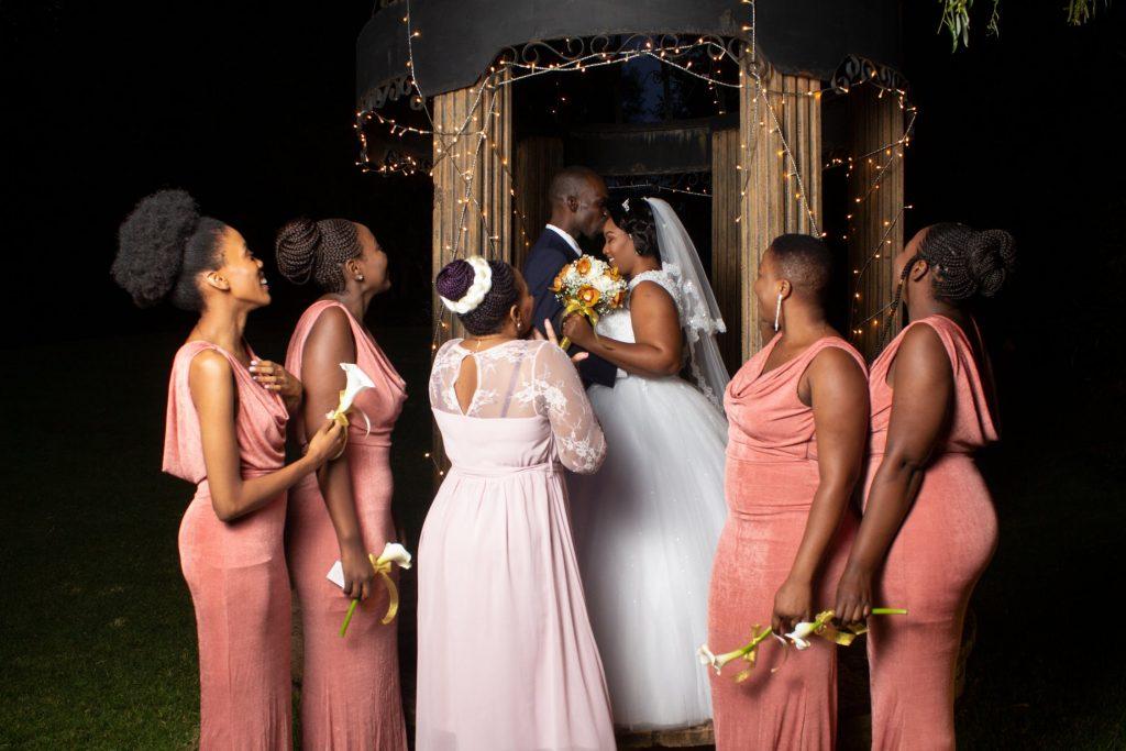 dresscode voor bruidsmeisjes