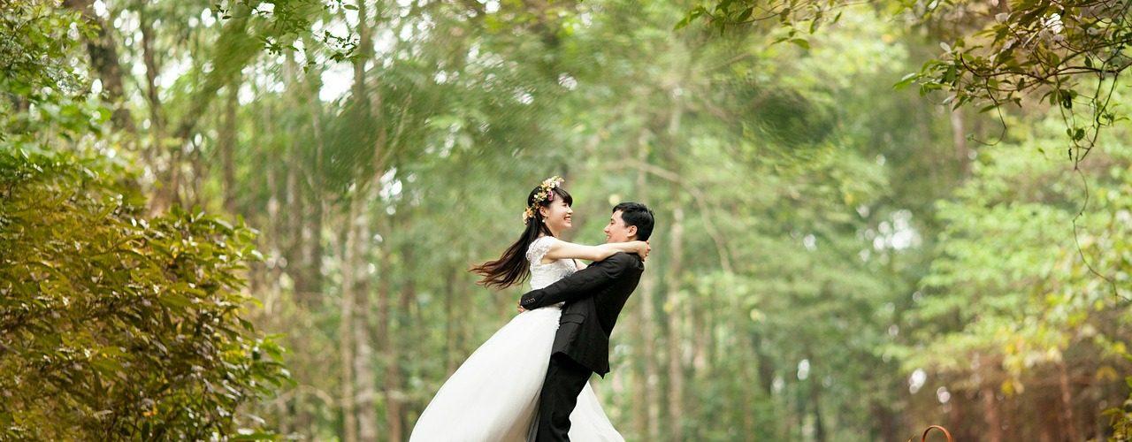 duurzaam trouwfeest