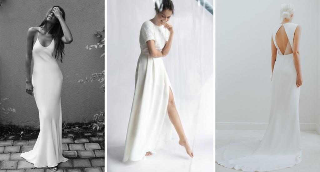 kleding voor bruiden en bruidegoms
