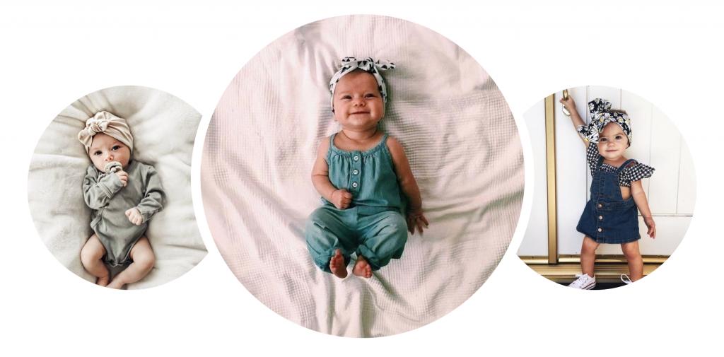 outfits voor baby's en peuters