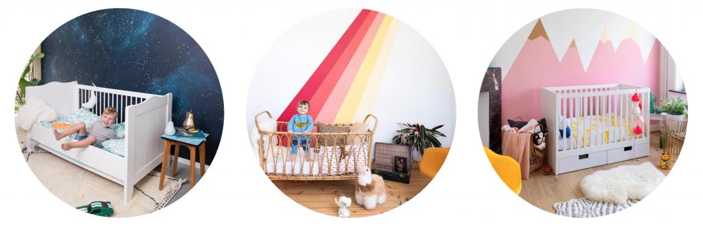 inrichting van de babykamer