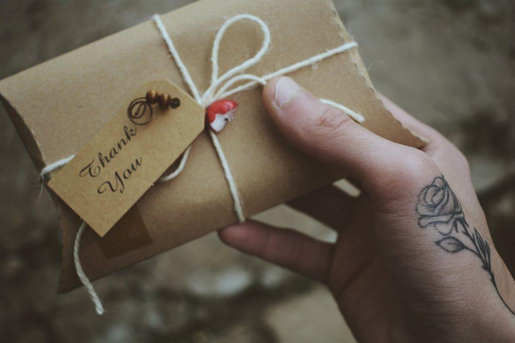 pensioen cadeaus