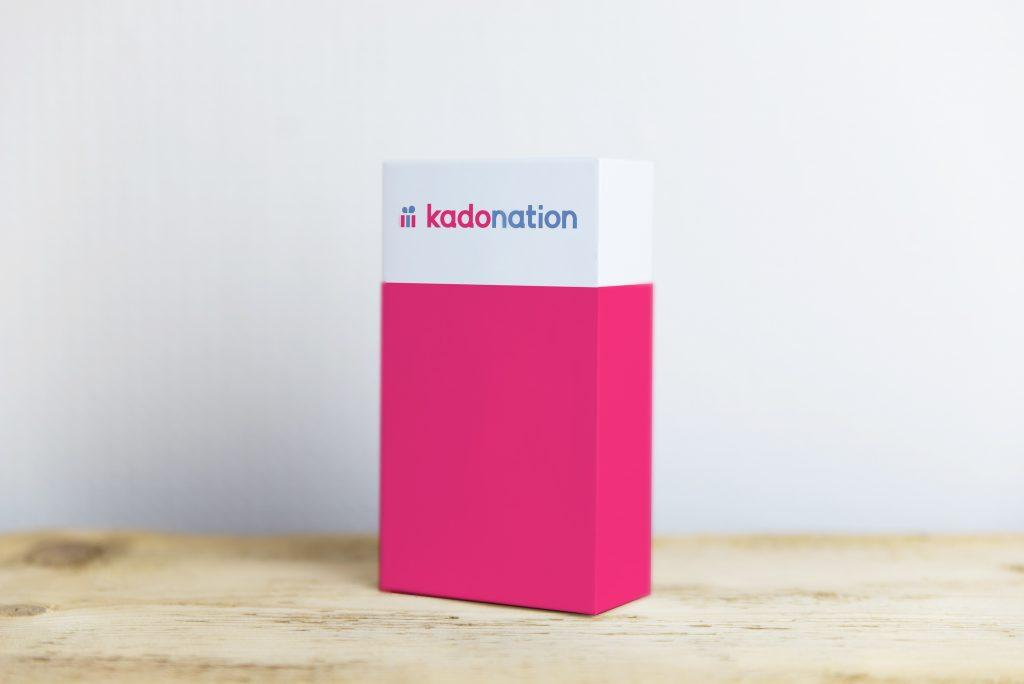 cadeau voor secretaressedag: de Kadonation cadeaubon